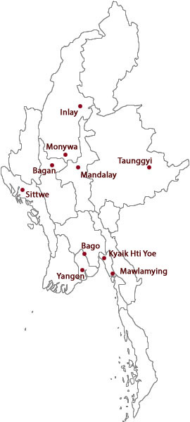 Myanmar Burma Travel Agency